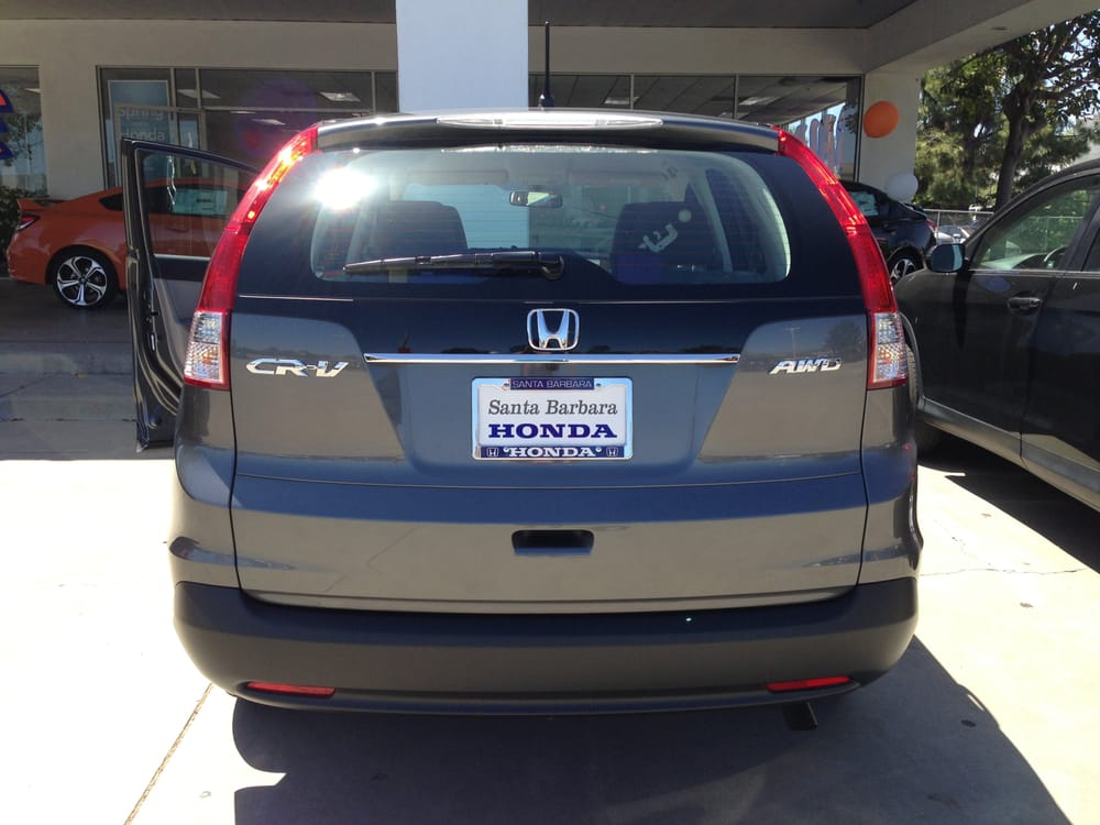 Honda autos santa barbara honda dealerships goleta ca for Honda dealership santa barbara