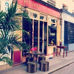 Dar Wafa, Paris