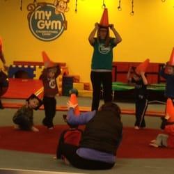 My Gym Childrens Fitness Center logo