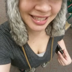 Target - I had to try the hat! Lol... - Houston, TX, Vereinigte Staaten