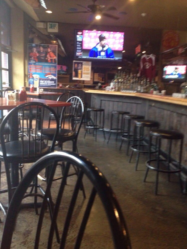 Rick S Press Room Grill Bar