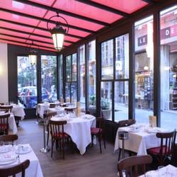 Le Nord - Lyon, France. Brasserie Le Nord