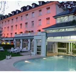 Grand h tel uriage hotels uriage les bains is re - Hotel les terrasses uriage ...