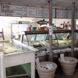 Taylor shellfish farms 118 photos seafood markets for Taylor fish farm