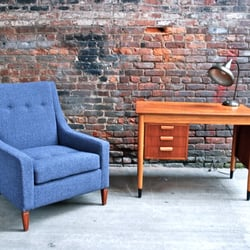 Lovely NYCoyne Furniture Repair U0026 Upholstery   Brooklyn, NY, United States.  Vintage Club Chair