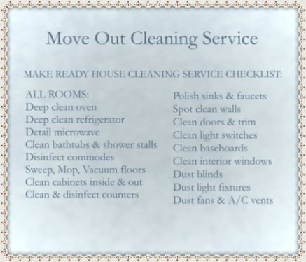 move out cleaning checklist yelp. Black Bedroom Furniture Sets. Home Design Ideas