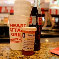 yelp las vegas heart attack grill