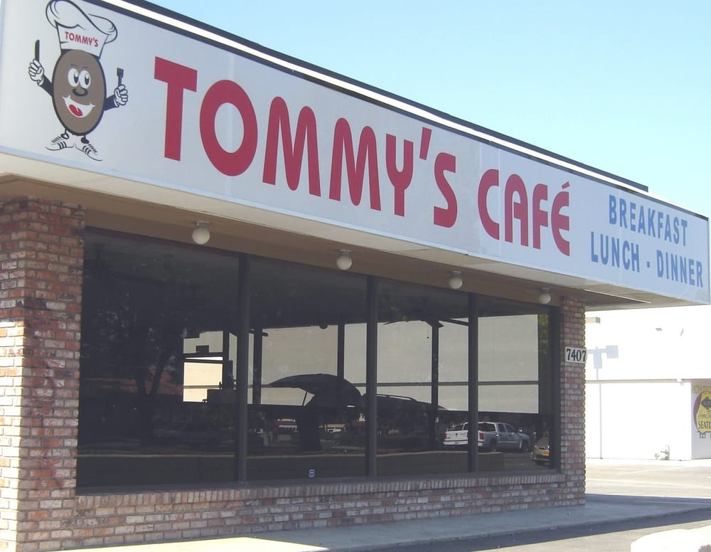Tommy S Cafe Stockton Ca