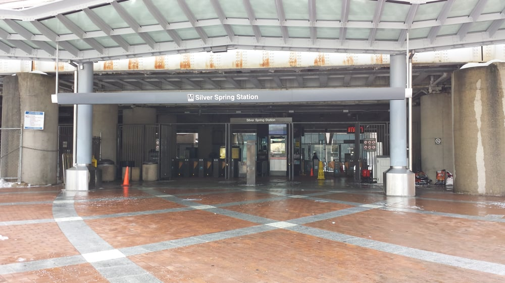Hotels Near Silver Spring Metro Station