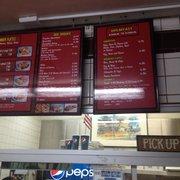 Burrito Express - Menu Part 1 (June 2014) - Pasadena, CA, Vereinigte Staaten