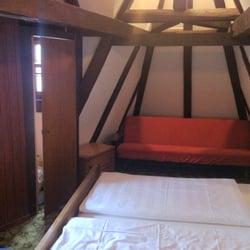 Gästezimmer im Dachgeschoß