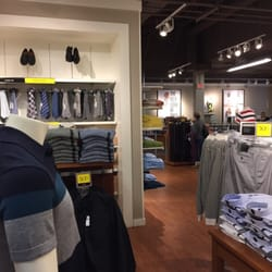 This rather small image was the only one I could find of the old Banana republic before they became what is basically an upscale GAP