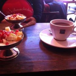 Frühstück für zwei, erster Gang