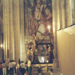 La catedral es también el lugar de…