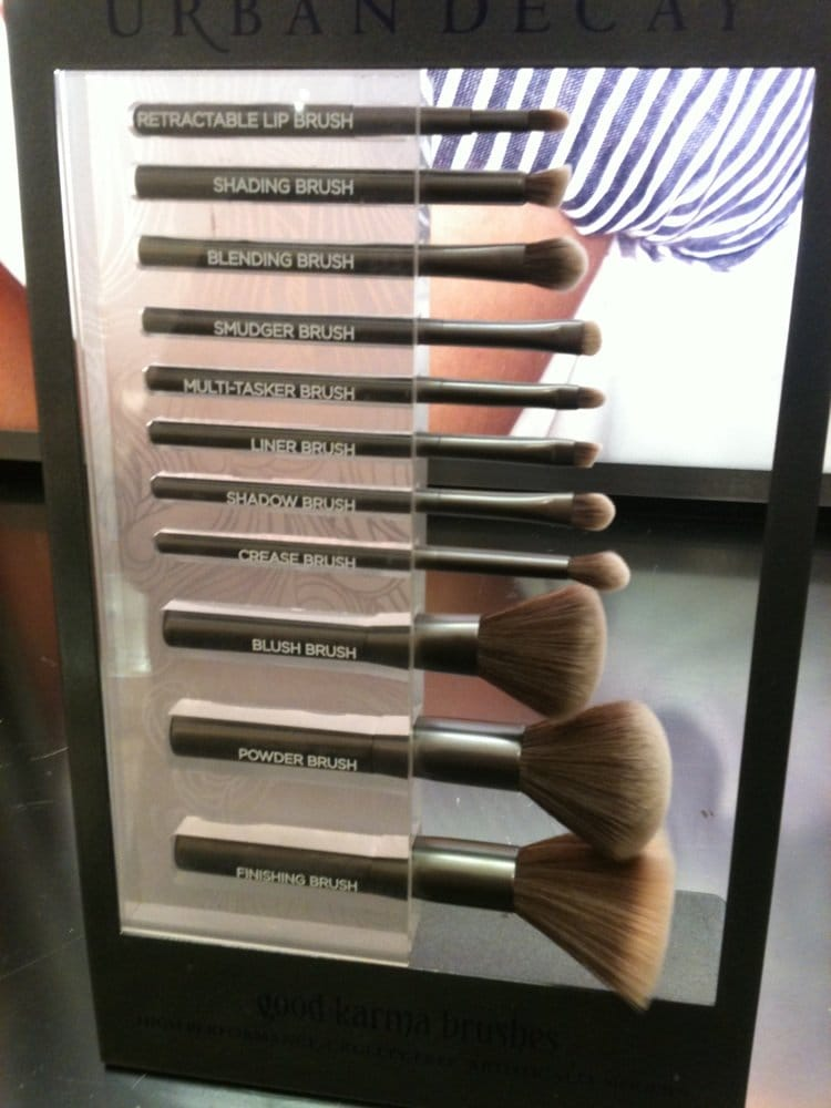 Urban Decay Free Love Urban Decay Synthetic Brushes Love Their Cruelty Free Policy Santa
