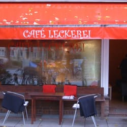 Café Leckerei, Hamburg