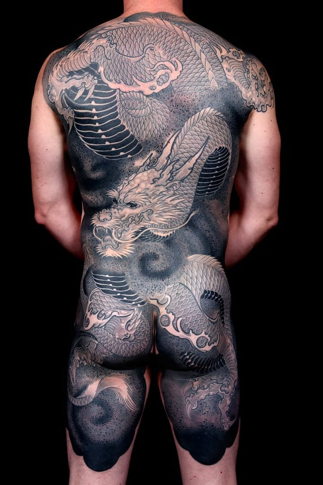 Best Asian Tattoo 116
