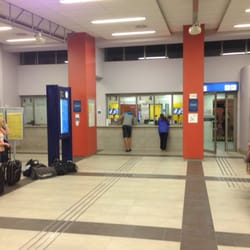 Dworzec Zachodni, Warszawa