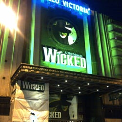 Wicked, London