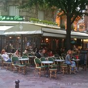 Café de la Place, Paris