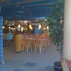Migros Restaurant, Spiez, Bern, Switzerland
