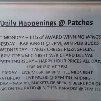 Patches Pub