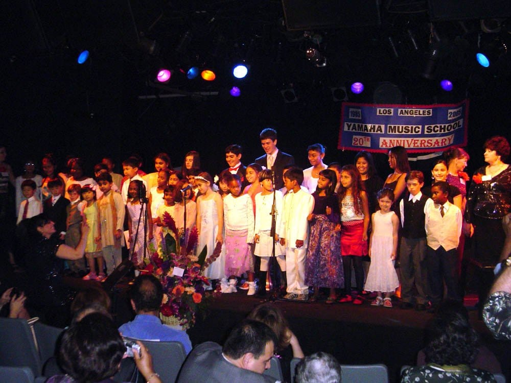 Los angeles yamaha music school closed musical for Yamaha music school locations