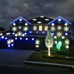 The Christmas Light Guys - Thanks Christmas Light Guys. House looks ...