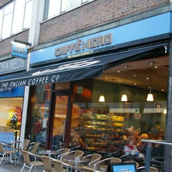 Caffe Nero, London