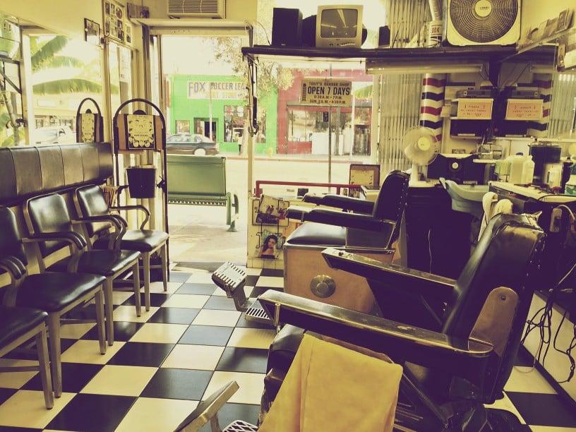 Tony?s Barber Shop - Barbers - Cypress Park - Los Angeles, CA ...