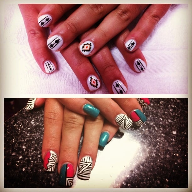Enchanted nails tattoo fresno ca united states for 4 sisters nail salon hours