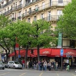 Pizza Cluny, Paris