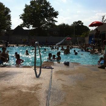 University City Swim Club Swimming Pools Garden Court Philadelphia Pa United States