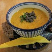 traditional saxon potato soup