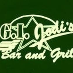 G.i. Jodi's Bar And Grill logo