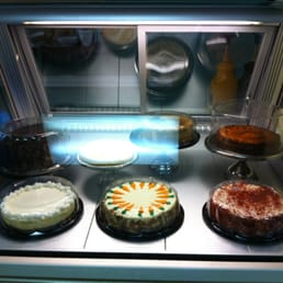 Assortment of cakes