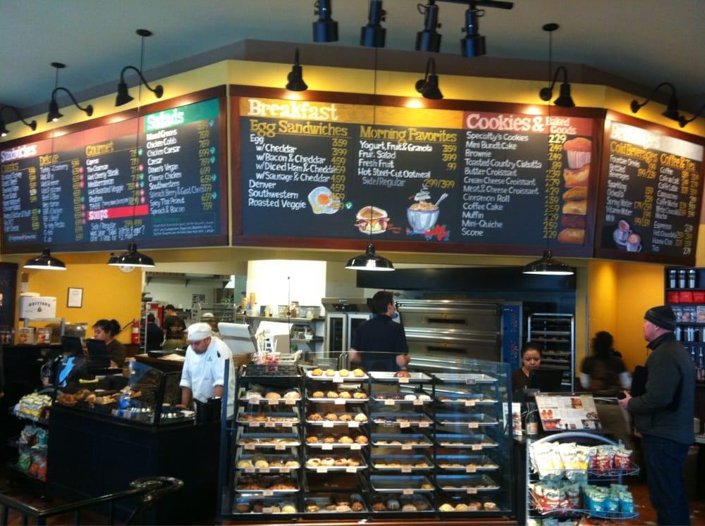 Specialty S Cafe Chicago Menu