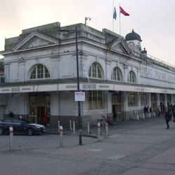 Cardiff Central Railway Station, Cardiff