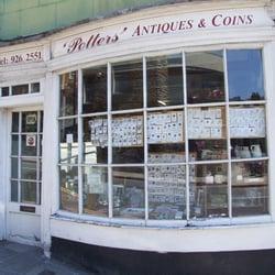 Potters Antiques & Coins, Bristol