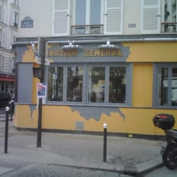 Quartier Général, Paris