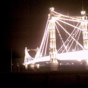Albert Bridge, London