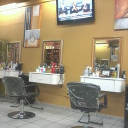 Jackie s unisex beauty salon north miami beach fl for 7 salon miami beach