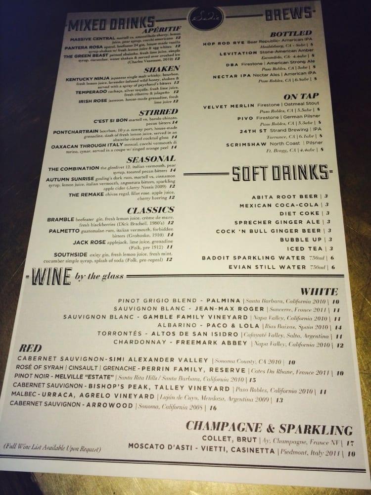 Sadie Kitchen And Lounge Los