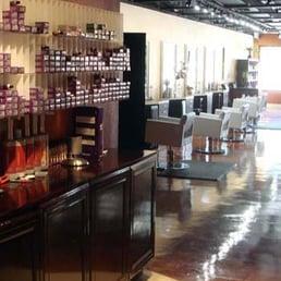 Glo salon hair salons 1158 w new haven ave west for Acquafredda salon