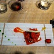 Millefeuilles fraise