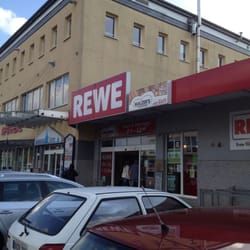 Rewe Markt, Dortmund, Nordrhein-Westfalen