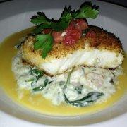 Barone's Restaurant - Sea bass risotto - Pleasanton, CA, Vereinigte Staaten
