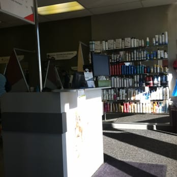 Great Clips - Colorado Springs, CO, United States. Check-in desk and