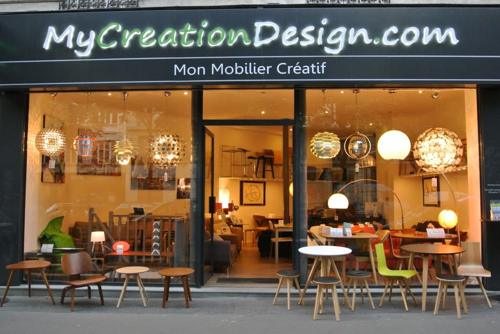 mycreationdesign magasin de meuble oberkampf parmentier paris photos yelp. Black Bedroom Furniture Sets. Home Design Ideas