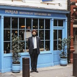 Punjab 100 photos restaurant indien covent garden londres london ro - Bon restaurant indien londres ...